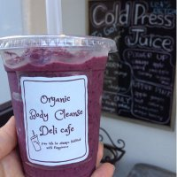 Organic Body Cleanse Deli cafe